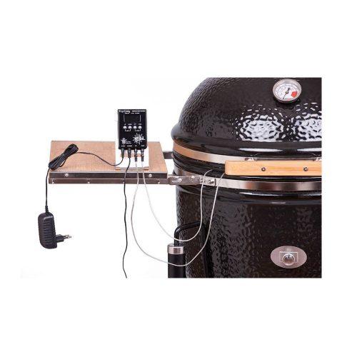 DigiQ DX2 Kerámia-grill multifunkciós hőmérő és szabályzó