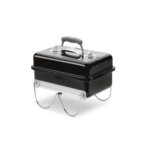 Go Anywhere® Charcoal, Relaunch grill
