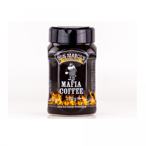 Don Marco's Mafia Coffee Rub