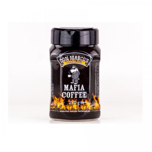 Don Marco's Mafia Coffee Rub