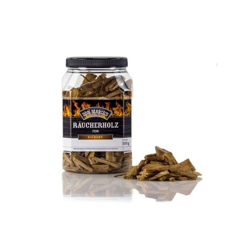 Don Marco's Hikorifa füstölő chips