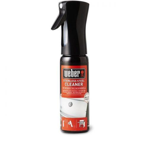 Weber® nemesacél tisztító