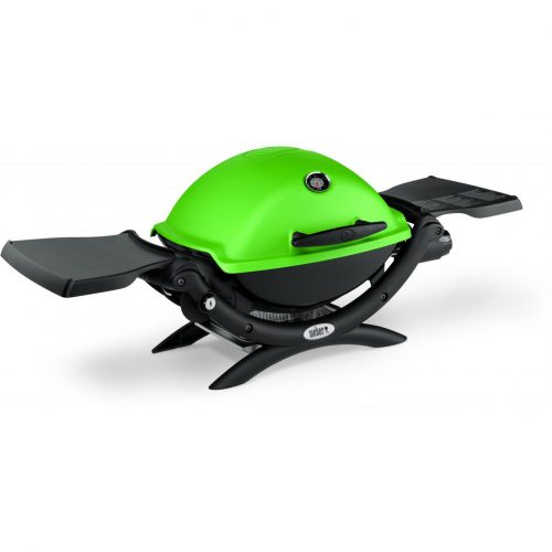 Weber® Q® 1200, COLOR green