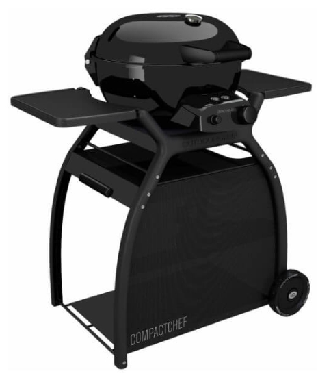 COMPACTHCHEF 480 G fekete 30mbar