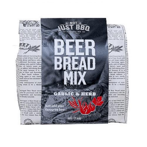 Fokhagymás-fűszeres sörkenyér 500g
