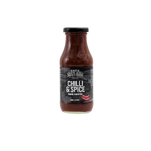 Chillis-fűszeres BBQ pác és szósz