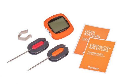 MONOLITH Digitális Bluetooth mag hőmérő (6 szondára fejleszthető)