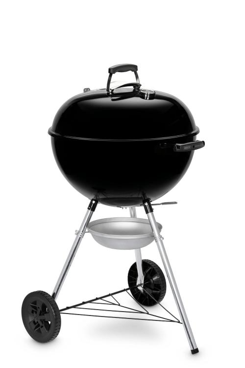 Original Kettle E-4710 Faszenes grill 47 cm – fekete