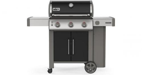 Genesis® II E-315 GBS – Fekete grill