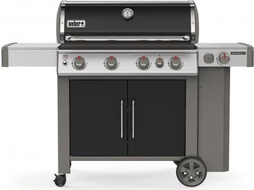 Genesis II SP-435 GBS – Fekete grill