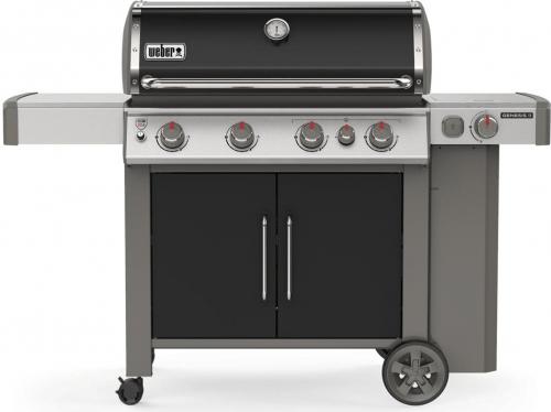 Genesis II EP-435 GBS – Fekete grill
