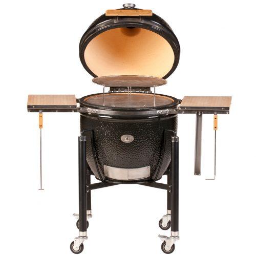 MONOLITH Le Chef grill – Pro Serie + acélkocsi + oldalasztal