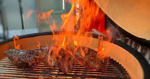 Ha azt mondod, kerámia grill, azt mondom Monolith