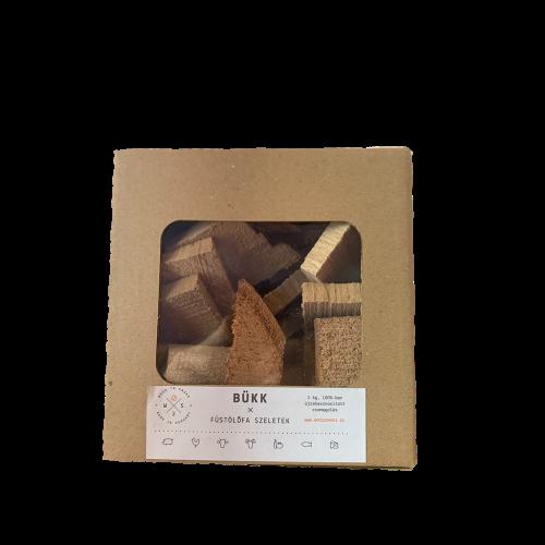 Füstölőfa szelet – bükk