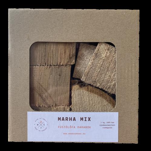 Füstölőfa mix – marhahúshoz