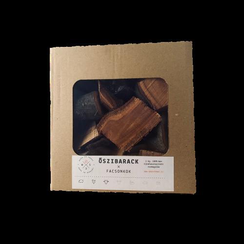 Füstölőfa csonk – őszibarack