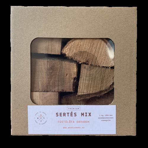 Füstölőfa mix – sertéshez