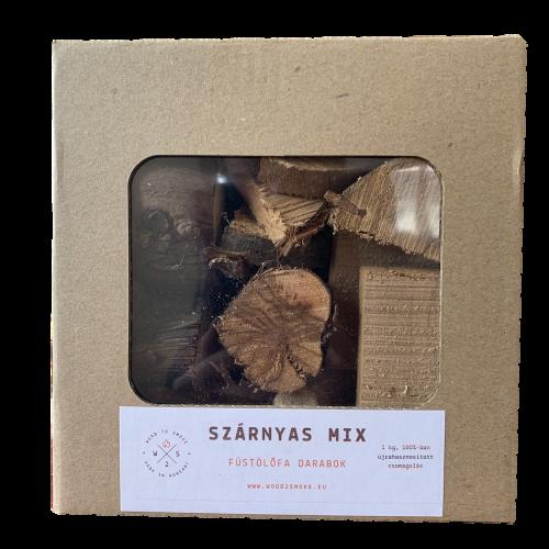 Füstölőfa mix – szárnyas