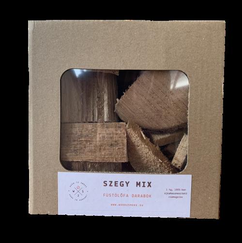 Füstölőfa mix – szegyhez