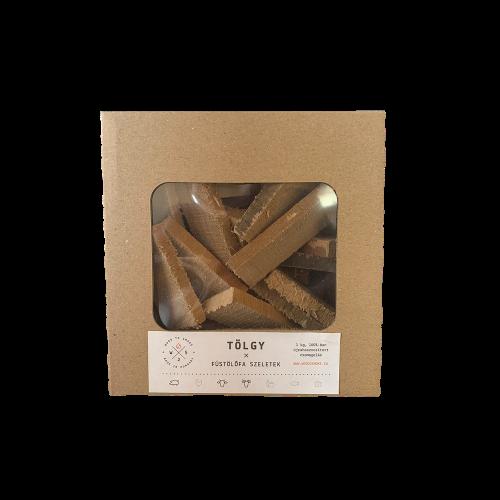 Füstölőfa szelet – tölgy