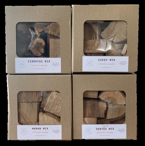 Füstölőfa mix – vegyes