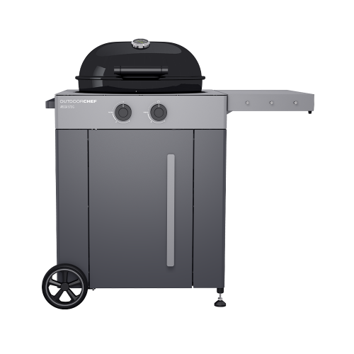 OutdoorCHEF Arosa 570 G GREY STEEL
