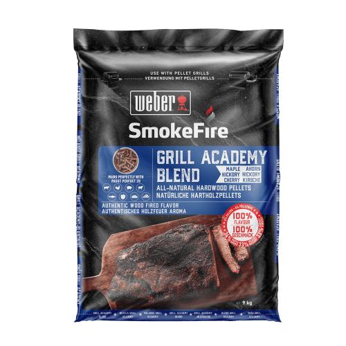 Fa pellet grill academy válogatás (9 kg)