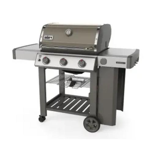Genesis® II E-310 GBS, Smoke Grey