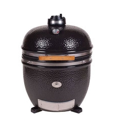 MONOLITH grill LeChef BBQ Guru Pro series 2.0, fekete, beépíthető