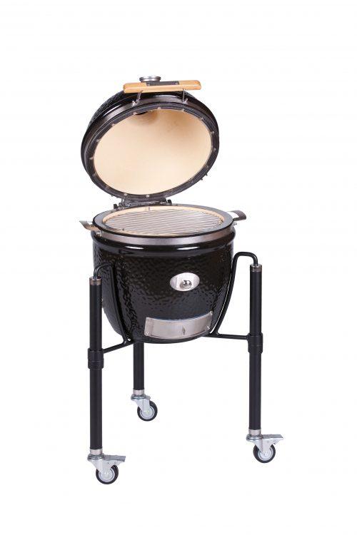 MONOLITH  grill Junior  Pro Series 2.0  fekete, kocsival